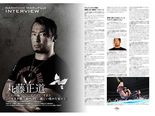 新日本プロレスリング/新日本プロレスリング/KING OF PRO-WRESTLING 両国大会パンフレット(2016)