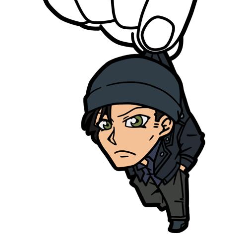 名探偵コナン/名探偵コナン/赤井秀一 つままれキーホルダー