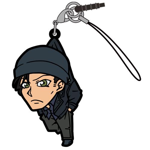 名探偵コナン/名探偵コナン/赤井秀一 つままれストラップ