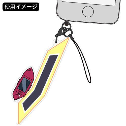 遊☆戯☆王/遊☆戯☆王ARC-V/デュエルディスク 榊遊矢Ver.ラバーストラップ