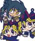 遊☆戯☆王/遊☆戯☆王デュエルモンスターズ/つかまれ!武藤遊戯 ピンバッジ
