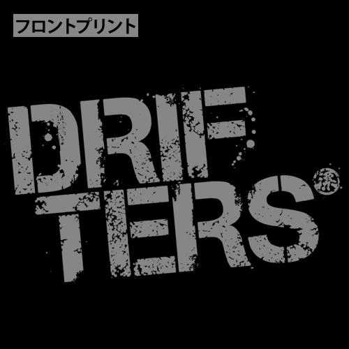 ドリフターズ/ドリフターズ/DRIFTERSジップパーカー