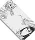 ポプテピピック コミック皿