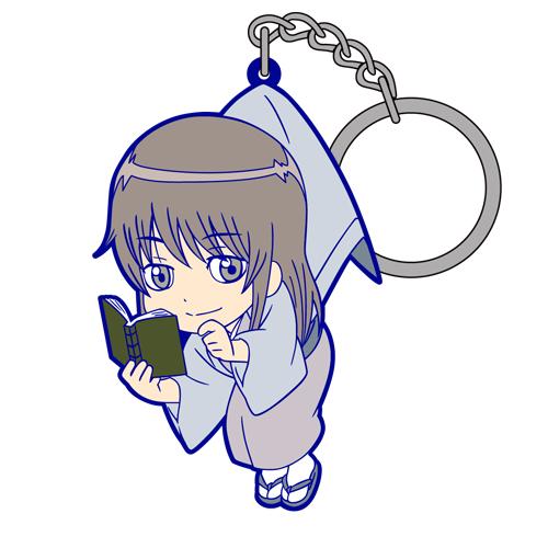 銀魂/銀魂/吉田松陽つままれキーホルダー