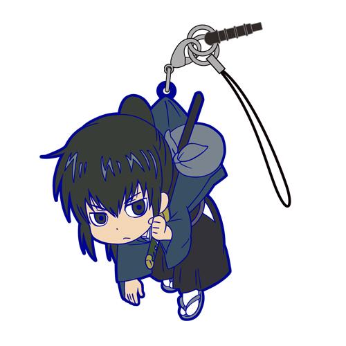 銀魂/銀魂/土方十四郎つままれストラップ真選組創設時代Ver.