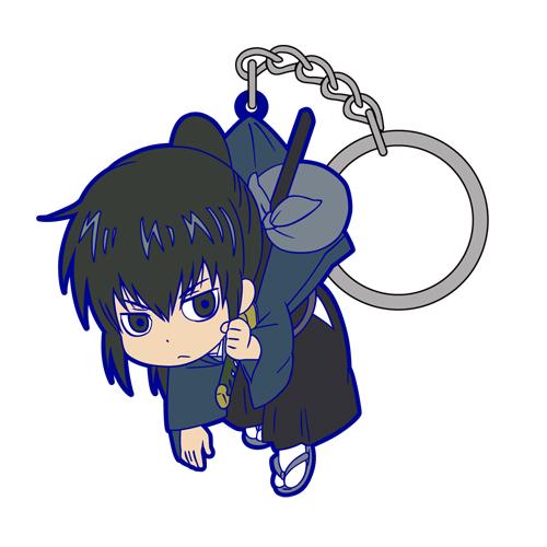 銀魂/銀魂/土方十四郎つままれキーホルダー真選組創設時代Ver.