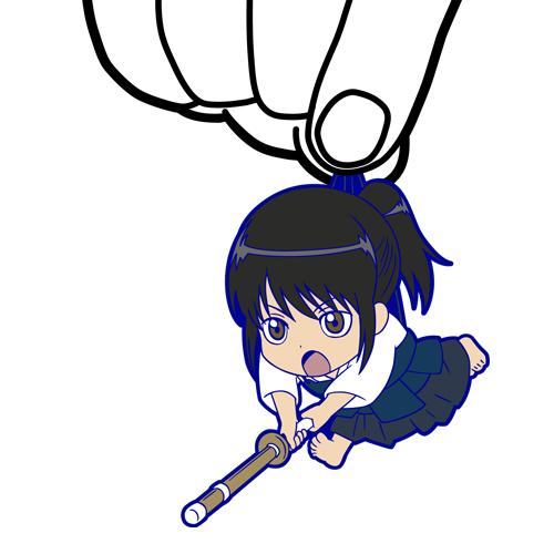 銀魂/銀魂/桂小太郎 幼少期つままれキーホルダー