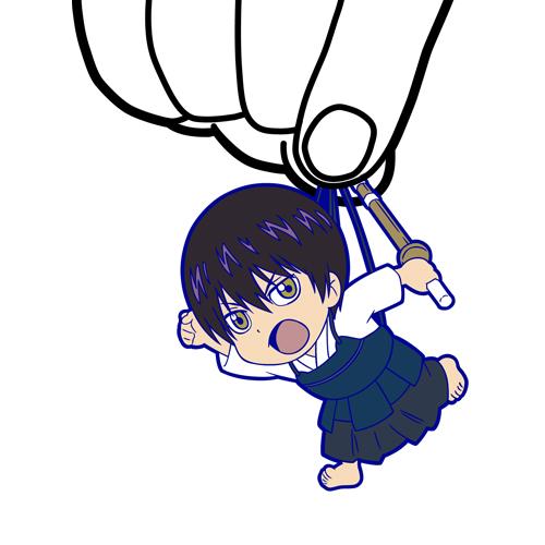 銀魂/銀魂/高杉晋助 幼少期つままれキーホルダー