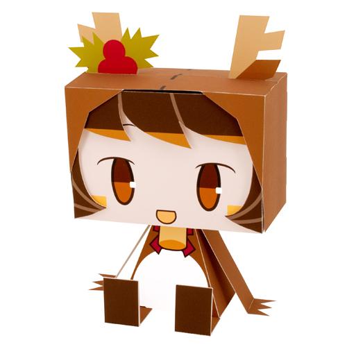 キヤノン Creative Park/キヤノン Creative Park/グラフィグ422 トナカイ