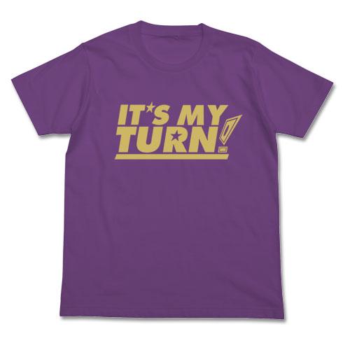 遊☆戯☆王/遊☆戯☆王デュエルモンスターズ/IT'S MY TURN!Tシャツ
