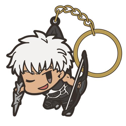 Fate/Fate/Grand Order/Fate/Grand Order アーチャー/エミヤつままれキーホルダー