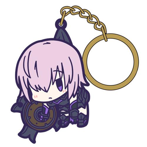 Fate/Fate/Grand Order/Fate/Grand Order シールダー/マシュ・キリエライトつままれキーホルダー