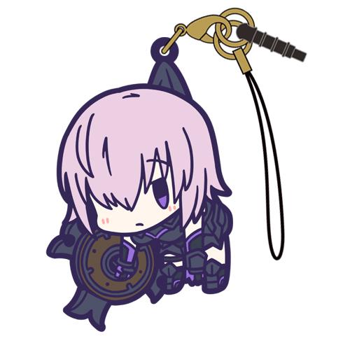 Fate/Fate/Grand Order/Fate/Grand Order シールダー/マシュ・キリエライトつままれストラップ
