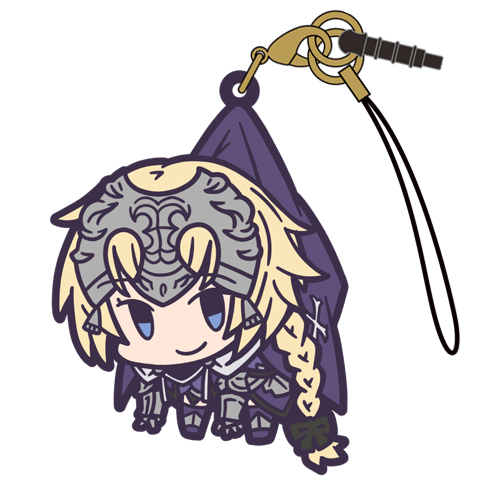 Fate/Fate/Grand Order/Fate/Grand Order ルーラー/ジャンヌ・ダルクつままれストラップ