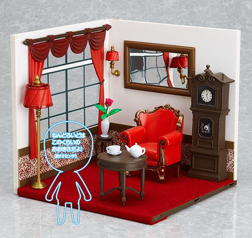 グッドスマイルカンパニー/ねんどろいど/ねんどろいどプレイセット#04 洋館Aセット ABS&PVC製ねんどろいど用ジオラマセット【再販】