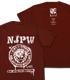 NJPWステンシルライオンマーク Tシャツ