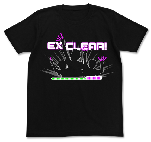 THE IDOLM@STER/THE IDOLM@STER/EX CLEAR!Tシャツ
