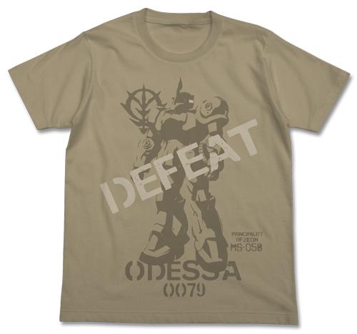 ガンダム/機動戦士ガンダム第08MS小隊/トップの旧ザクTシャツ