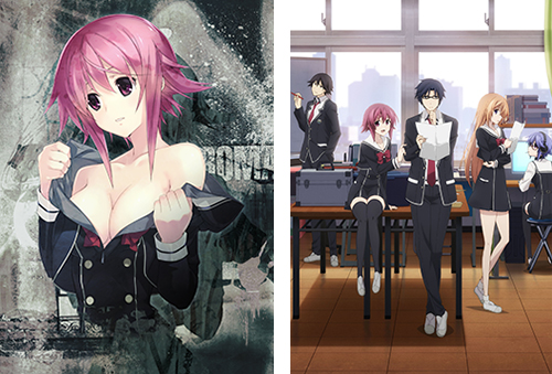 CHAOS;HEAD/CHAOS;CHILD/★GEE!特典付★CHAOS;CHILD 限定版 第1巻【DVD】