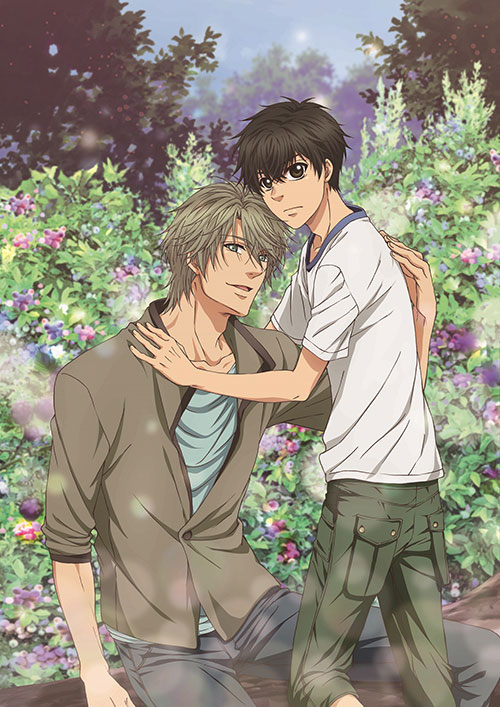 SUPER LOVERS/SUPER LOVERS 2/SUPER LOVERS 2 限定版 第1巻【Blu-ray】