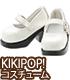 AZONE/KIKIPOP!/KPT017【KIKIPOP!用】きのこプラネット「チックソールストラップシューズ」