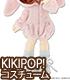 KPT014-PNK【KIKIPOP!用】きのこプラネット「ほっこり♪うさ...