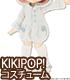 KPT013-WHT【KIKIPOP!用】きのこプラネット「..