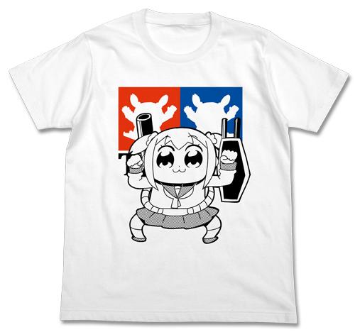 ポプテピピック/ポプテピピック/ぱぁふぇくとポプ子Tシャツ
