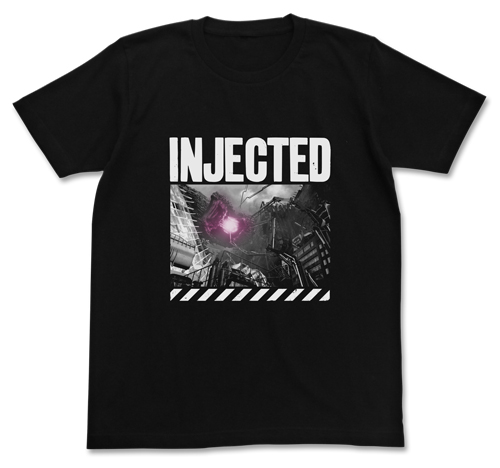 ゴジラ/シン・ゴジラ/INJECTED Tシャツ