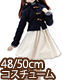 AZONE/50 Collection/FAO039【48/50cmドール用】AZO2ダッフルコート