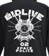 エルドライブ【ēlDLIVE】/エルドライブ【ēlDLIVE】/宇宙警察エルドライブ天竺パーカー
