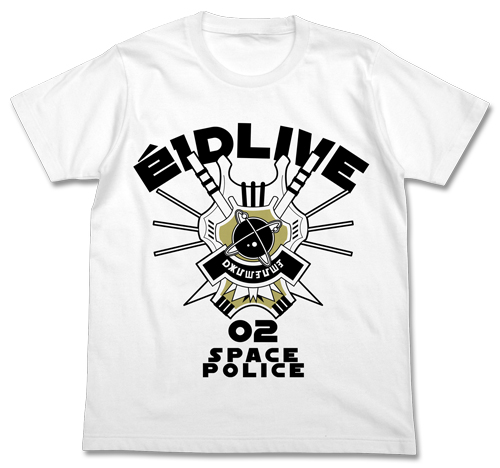 エルドライブ【ēlDLIVE】/エルドライブ【ēlDLIVE】/宇宙警察エルドライブTシャツ