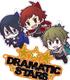 THE IDOLM@STER/アイドルマスター SideM/★数量限定★【「DRAMATIC STARSユニットロゴラバーストラップ」つき】「DRAMATIC STARS」アクリルつままれセット