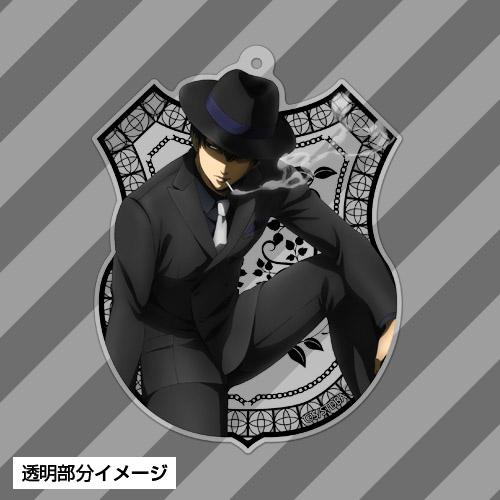 銀魂/銀魂/土方十四郎アクリルキーホルダー ノワールVer.