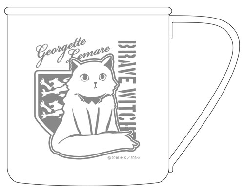 ストライクウィッチーズ/ブレイブウィッチーズ/ジョゼ ステンレスマグカップ