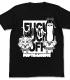 ポプテピピック FXXK OFF Tシャツ