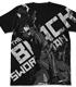 黒の剣士キリトTシャツ