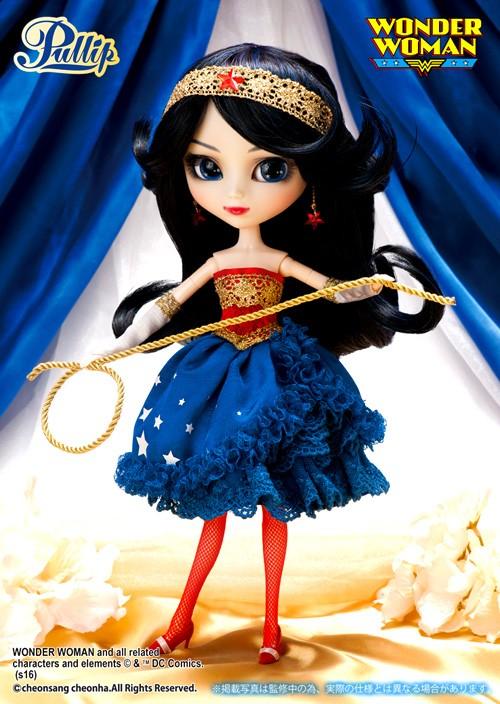 グルーヴオリジナル/プーリップ(Pullip)/Pullip/ワンダーウーマン ドレッシーバージョン(Wonder Woman Dress Version)