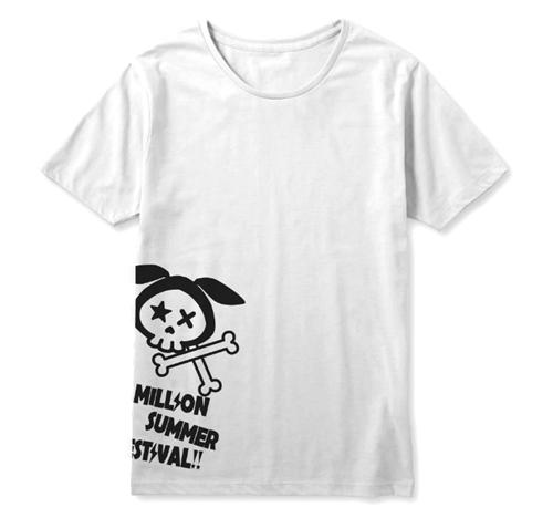 THE IDOLM@STER/アイドルマスターミリオンライブ!/軽快!サマーテンション 望月杏奈Tシャツ