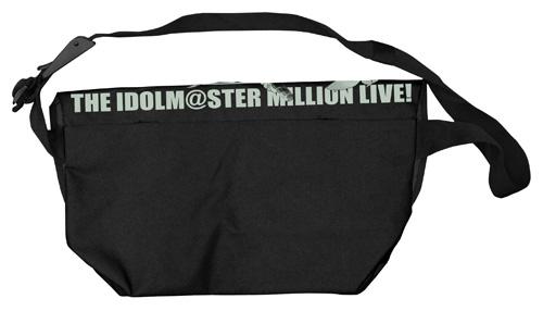 THE IDOLM@STER/アイドルマスターミリオンライブ!/エレナ・琴葉・恵美メッセンジャーバッグ