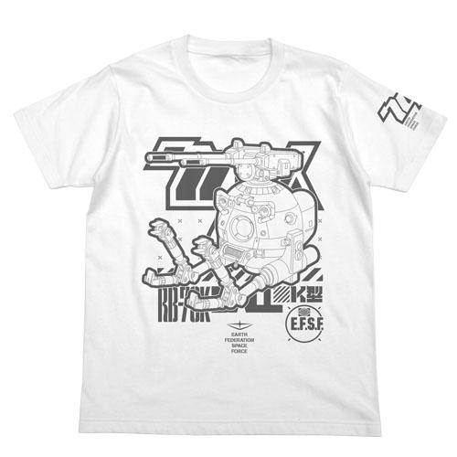 ガンダム/機動戦士ガンダム第08MS小隊/ボールK型Tシャツ