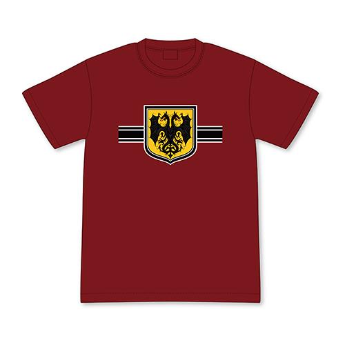 幼女戦記/幼女戦記/幼女戦記 帝国国旗Tシャツ