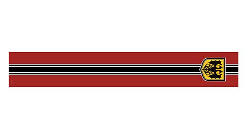 幼女戦記/幼女戦記/幼女戦記 帝国国旗バナーマイクロファイバータオル