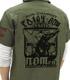 第二〇三魔導大隊ワッペンベースワークシャツ
