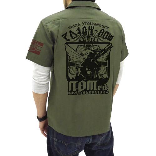 幼女戦記/幼女戦記/第二〇三魔導大隊ワッペンベースワークシャツ