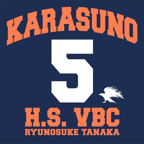 ハイキュー!!/ハイキュー!! 烏野高校 VS 白鳥沢学園高校/田中龍之介クッションカバー