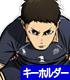 ハイキュー!!/ハイキュー!! 烏野高校 VS 白鳥沢学園高校/澤村大地クリアファイル 勝利への闘志Ver.