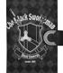 黒の剣士 手帳型スマホケース