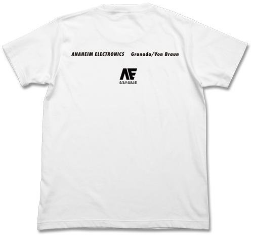 ガンダム/機動戦士ガンダム逆襲のシャア/サイコフレームTシャツ