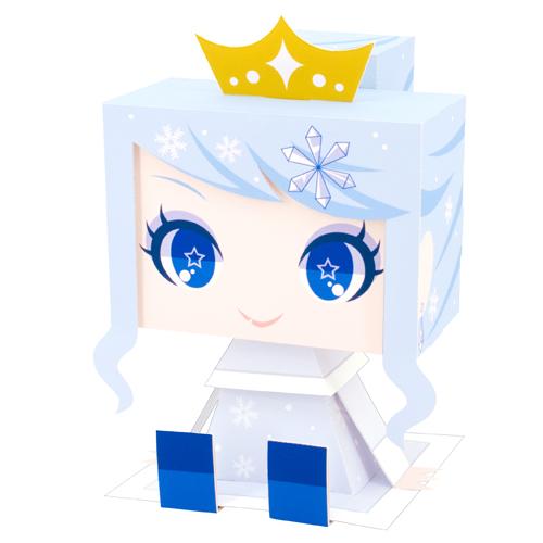 キヤノン Creative Park/キヤノン Creative Park/グラフィグ435 雪の女王